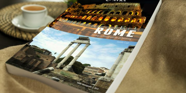 boek AVRA – Rome